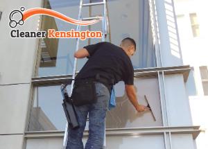 Window Cleaner Kensington